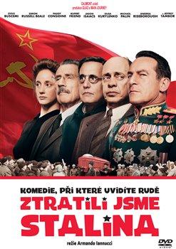 Obálka titulu Ztratili jsme Stalina