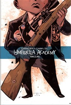 Obálka titulu Umbrella Academy 2 -  Dallas