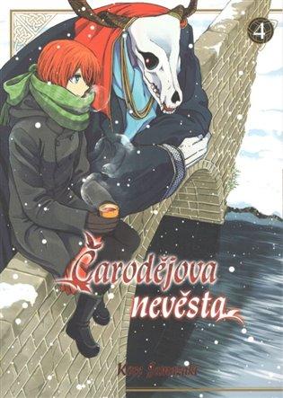 Čarodějova nevěsta 4 - Kore Jamazaki | Booksquad.ink