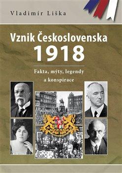 Obálka titulu Vznik Československa 1918
