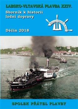 Obálka titulu Labsko-vltavská plavba XXIV