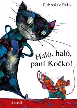 Obálka titulu Haló, haló, paní Kočko!