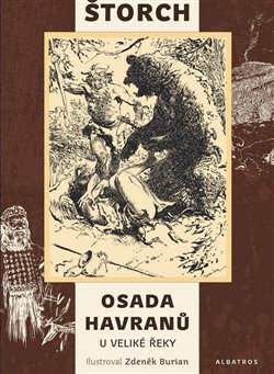 Obálka titulu Osada Havranů - U Veliké řeky