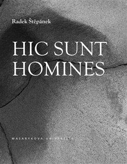 Obálka titulu Hic sunt homines