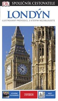 Obálka titulu Londýn - Společník cestovatele