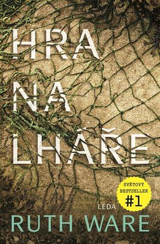 Hra na lháře - Ruth Ware   Booksquad.ink