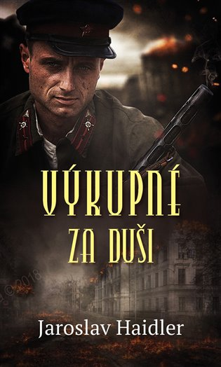 Výkupné za duši - Jaroslav Haidler   Booksquad.ink
