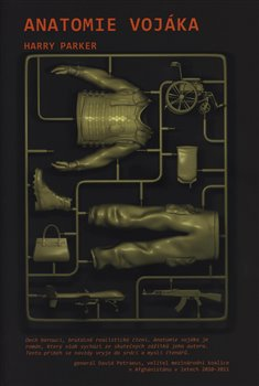 Obálka titulu Anatomie vojáka