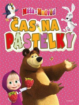 Máša a medvěd - Čas na pastelky - -   Booksquad.ink