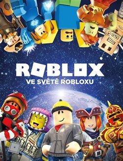 Obálka titulu Roblox - Ve světě Robloxu