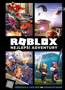 Obálka titulu Roblox - Nejlepší adventury