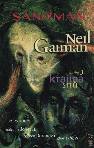 Sandman: Krajina snů:kniha 3 - Neil Gaiman | Booksquad.ink