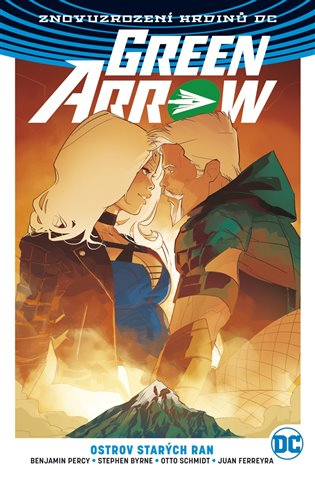 Green Arrow 2 - Ostrov starých ran - Benjamin Percy | Booksquad.ink