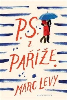 Obálka titulu P. S. z Paříže