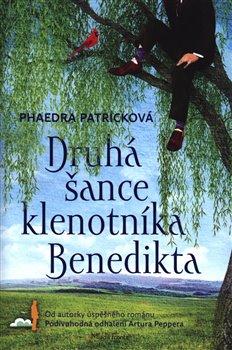 Obálka titulu Druhá šance klenotníka Benedikta
