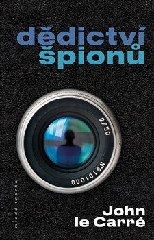 Obálka titulu Dědictví špionů
