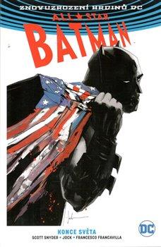 Obálka titulu All-Star Batman 2: Konce světa