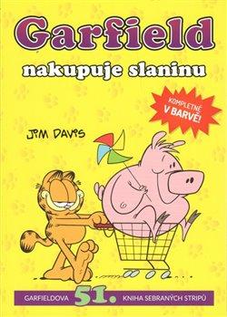 Obálka titulu Garfield nakupuje slaninu č. 51