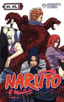 Obálka titulu Naruto 39: Stahují se mračna
