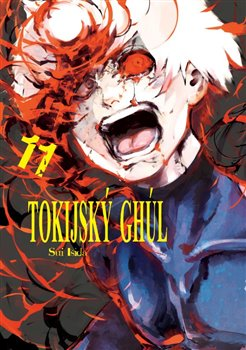 Obálka titulu Tokijský ghúl 11