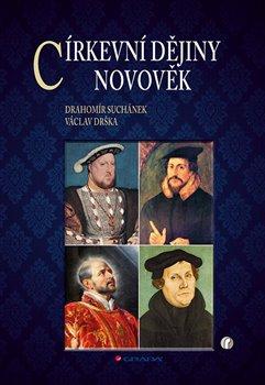 Obálka titulu Církevní dějiny – novověk