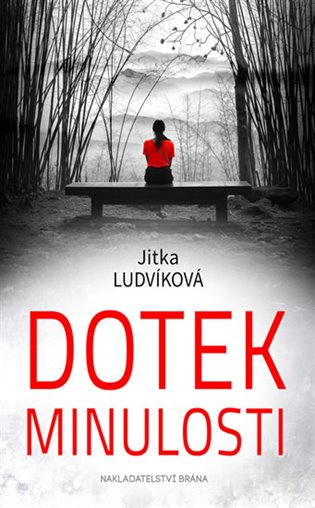 Dotek minulosti - Jitka Ludvíková | Booksquad.ink