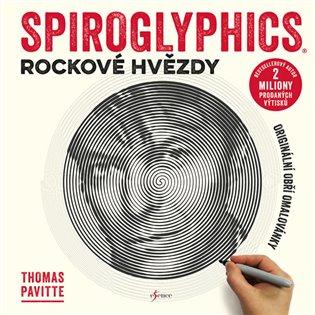 Spiroglyphics: Rockové hvězdy - Thomas Pavitte   Booksquad.ink