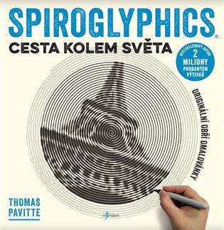 Spiroglyphics: Cesta kolem světa - Thomas Pavitte | Booksquad.ink