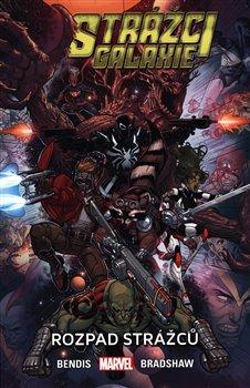 Obálka titulu Strážci galaxie 3: Rozpad Strážců