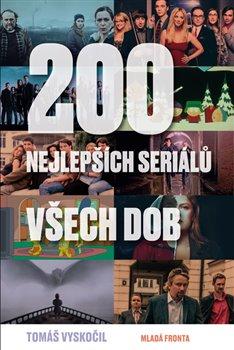 Obálka titulu 200 nejlepších seriálů všech dob