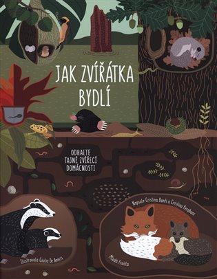 Jak zvířátka bydlí - Cristina M. Banfi, | Booksquad.ink