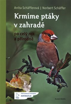 Obálka titulu Krmíme ptáky v zahradě