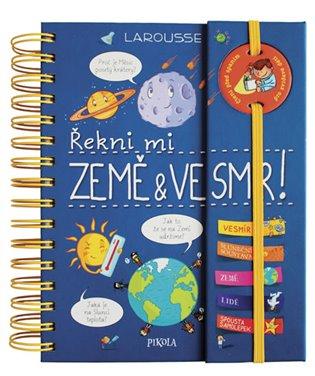 Řekni mi Země & Vesmír - Sophie de Mullenheimová | Booksquad.ink