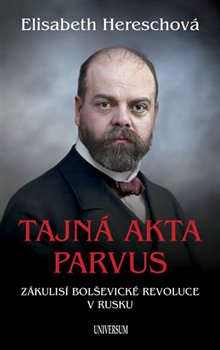 Obálka titulu Tajná akta Parvus