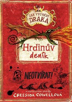 Obálka titulu Hrdinův deník - Jak vycvičit draka