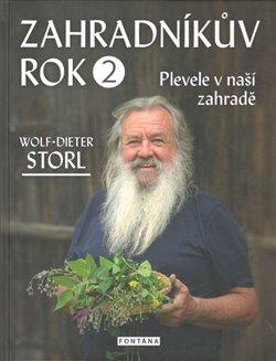 Obálka titulu Zahradníkův rok 2