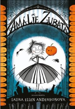 Obálka titulu Amálie Zubatá aPříšerný ples