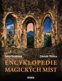 Obálka titulu Encyklopedie magických míst