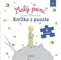 Obálka titulu Malý princ – knížka s puzzle