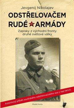Obálka titulu Odstřelovačem Rudé armády