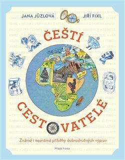 Obálka titulu Čeští cestovatelé
