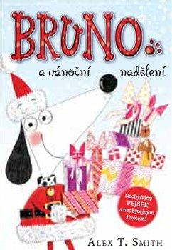 Obálka titulu Bruno a vánoční nadělení