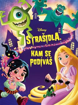 Obálka titulu Disney - Strašidla, kam se podíváš