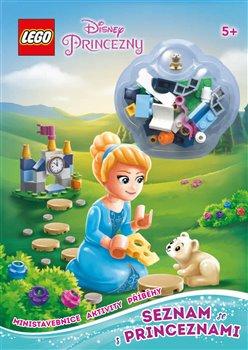 Obálka titulu Lego Disney Princezny - Seznam se s princeznami