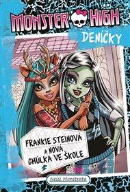 Monster High deníčky 2 – Frankie Steinová