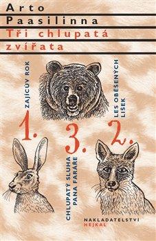 Obálka titulu Tři chlupatá zvířata