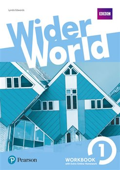 Obálka titulu Wider World 1 Workbook with Extra Online Homework Pack