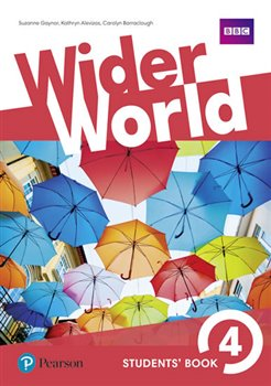 Obálka titulu Wider World 4 Students´ Book