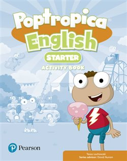 Obálka titulu Poptropica English Starter Activity Book