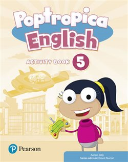 Obálka titulu Poptropica English Level 5 Activity Book